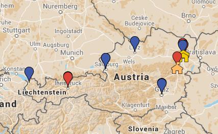 Opus Dei in Österreich. Überblick