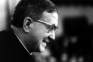 Biography of Saint Josemaría Escrivá