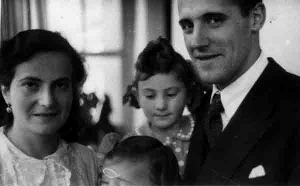 Matrimonio Ortiz de Landázuri