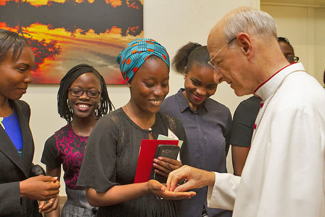 Gearing up for the Synod: Let's make this prayer to God for our youth