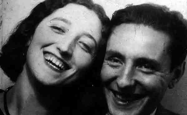 Tomás y Paquita Alvira
