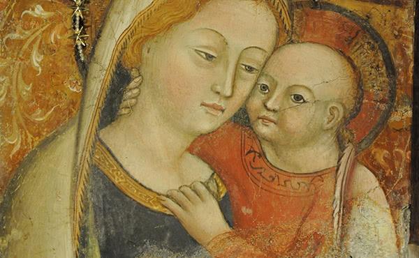 Su amor a la Virgen superaba el cansancio