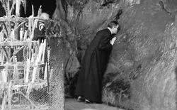 St Josemaria at Lourdes
