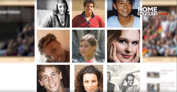 NEW VIDEO: Synod Patrons: Young People on Path to Canonization