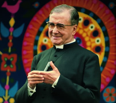 St. Josemaria in Photos (III)