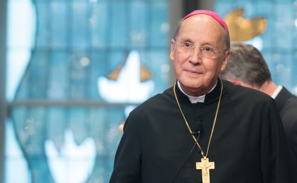 Bishop Javier Echevarria