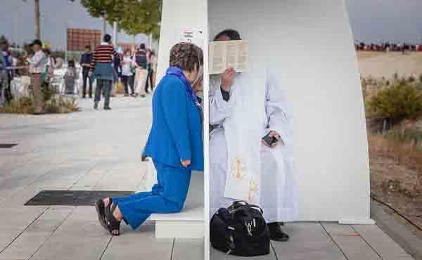 Examen de conciencia para la confesión (adultos)