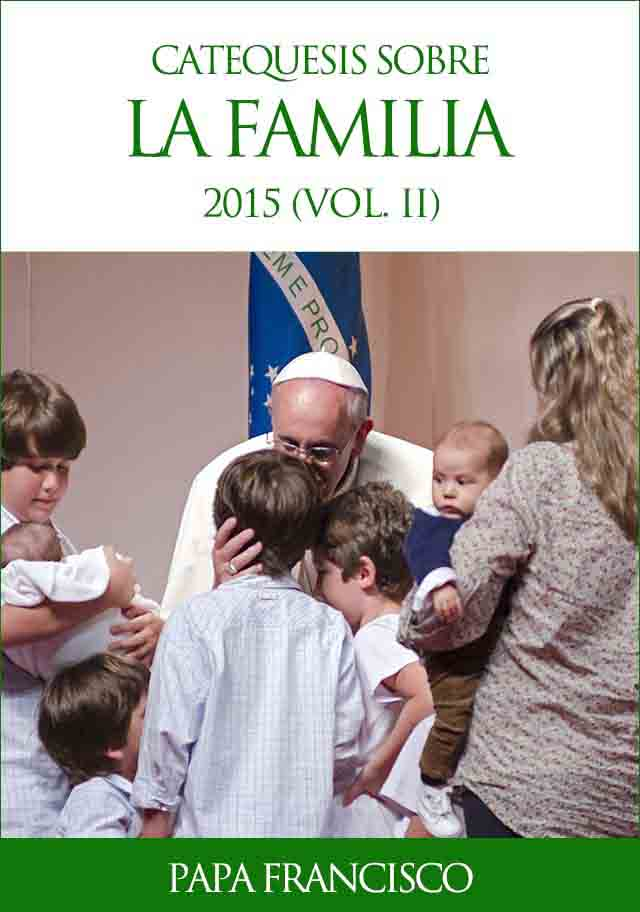 Libro electrónico: Catequesis sobre la familia (Vol. II)