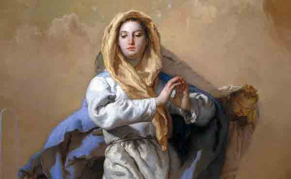 Textos sobre la vida de la Virgen