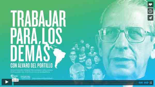 Trabajar para los demás. Iniciativas del beato Álvaro en Latinoamérica