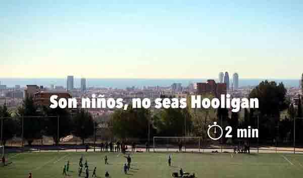Fundació Brafa lanza la campaña 'No seas hooligan' contra los insultos y agresiones a los árbitros