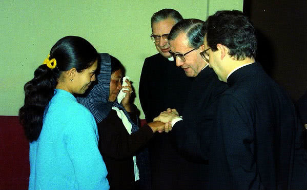 St Josemaria and Our Lady of Guadalupe