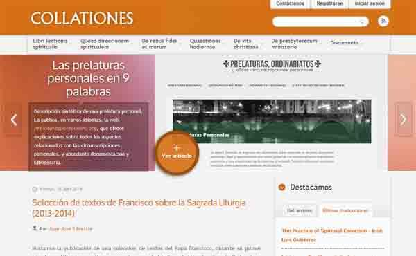 En webbplats med resurser