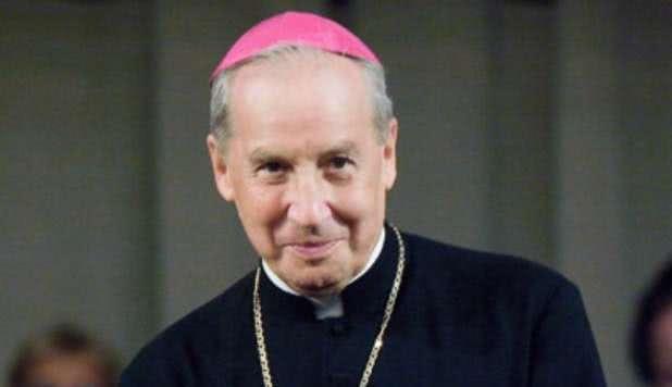 Епископ Хавьер Эчеваррия