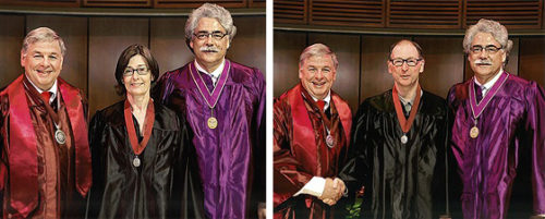 AIA Honorary Fellowship Investiture Ceremony