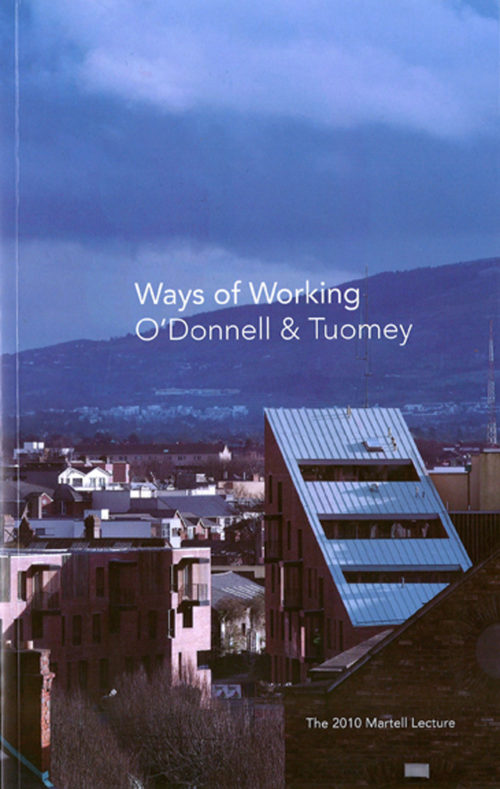 Ways of Working book published