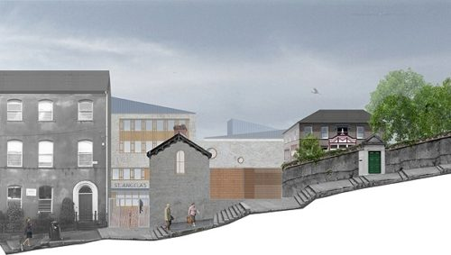Planning Permission granted for St. Angela's College, Cork