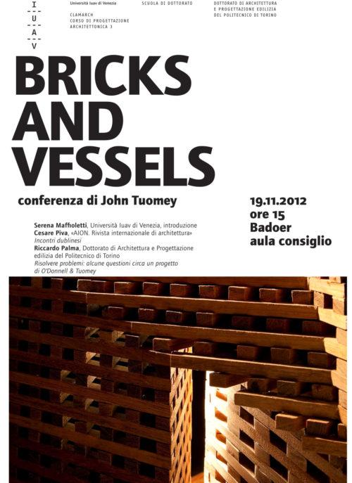 Lecture in Venice