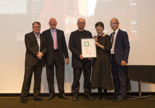 LSE Student Centre wins the RIBA London Building of the Year Award 2014