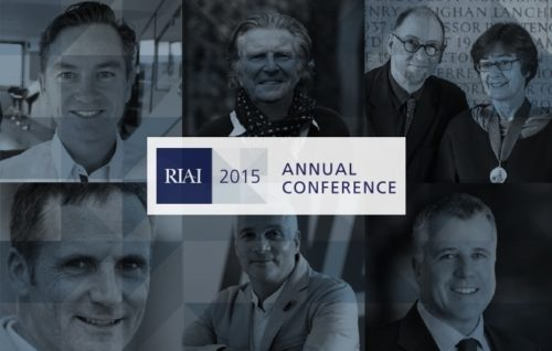 2015 RIAI Annual Conference – O'Donnell + Tuomey: Everything Accumulates