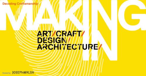 Decoding Craftsmanship II Seminar 23.09.17