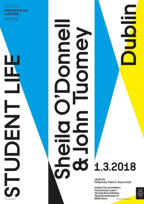 Lecture in Lucerne 01.03.2018