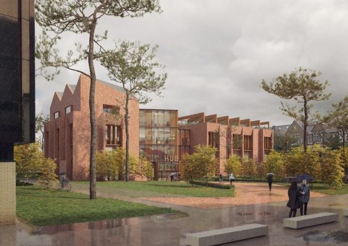 O'Donnell + Tuomey win University of Leeds competition