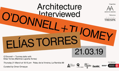 Lecture in Barcelona 21.03.2019