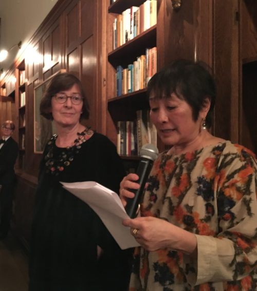 Sheila O'Donnell inducted into the American Academy of Arts and Letters