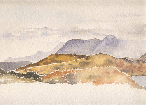Watercolours Exhibition, Clifden Arts Festival