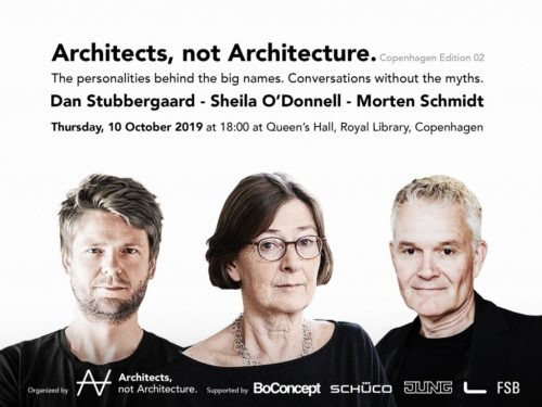 Sheila O'Donnell: Lecture in Copenhagen 10.10.2019