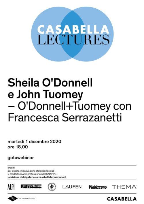 Casabella Lecture 01.12.2020