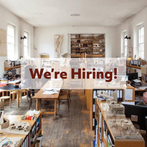 Current Vacancy: Senior Project Architect (Dublin)