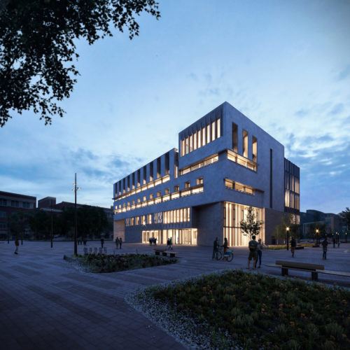 Planning application lodged for DIT Grangegorman Academic Hub & Library