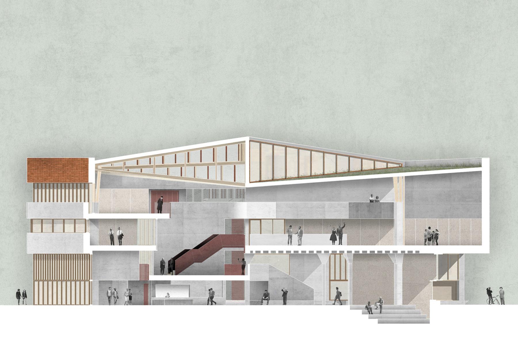 Liverpool University School Of Architecture  U2014 O U2019donnell