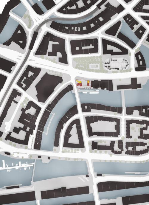 Willy Brandt Strasse Site Plan