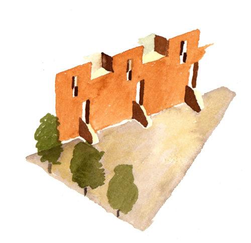 Timberyard Housing