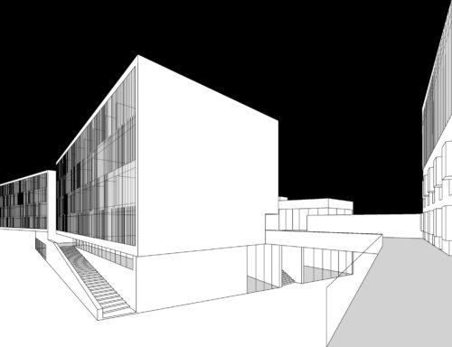 TCD Pearse Street Masterplan