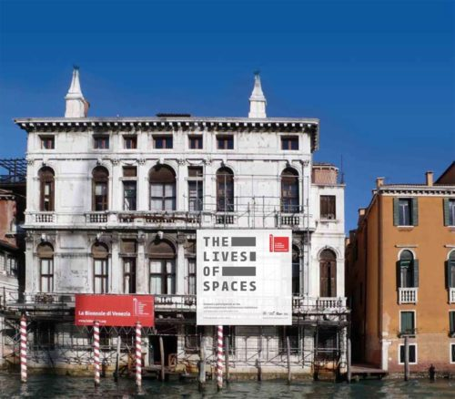 Exhibition location: Palazzo Giustinian Lolin on Grand Canal