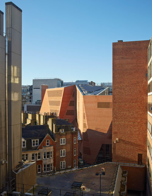 LSE Saw Swee Hock Student Centre
