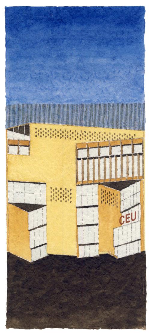 Central European University  Phase 1