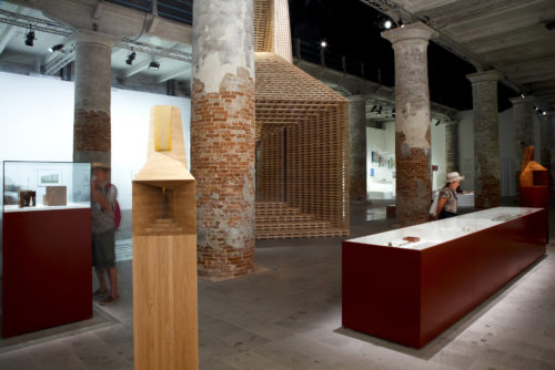 The Vessel, Biennale 2012