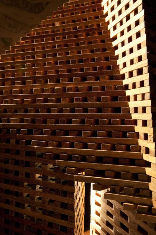 The Vessel, Biennale 2012