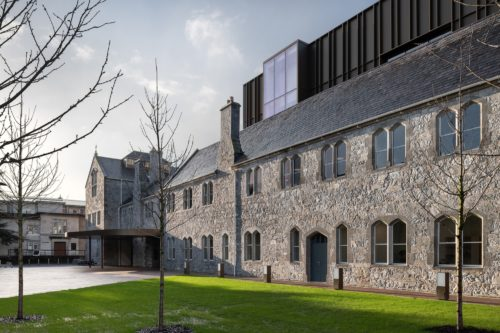 UCC Student Hub - Public space