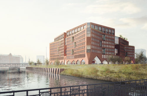 Gruner + Jahr headquarters, image by Picture Plane