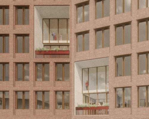 Gruner + Jahr headquarters: external project room