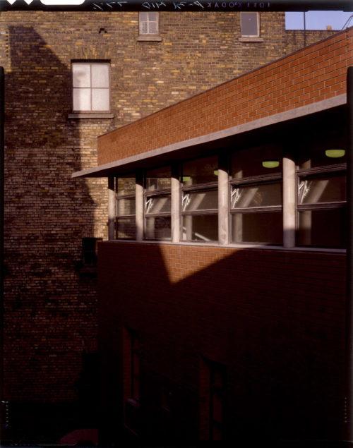Archive building: Film production offices