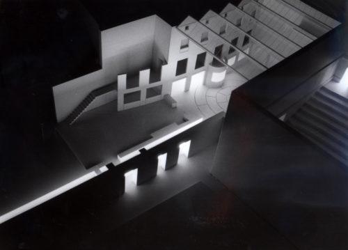 Light study model