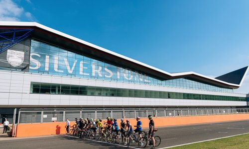 Conquering Silverstone