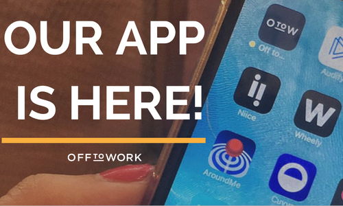 Introducing the New Off to Work App